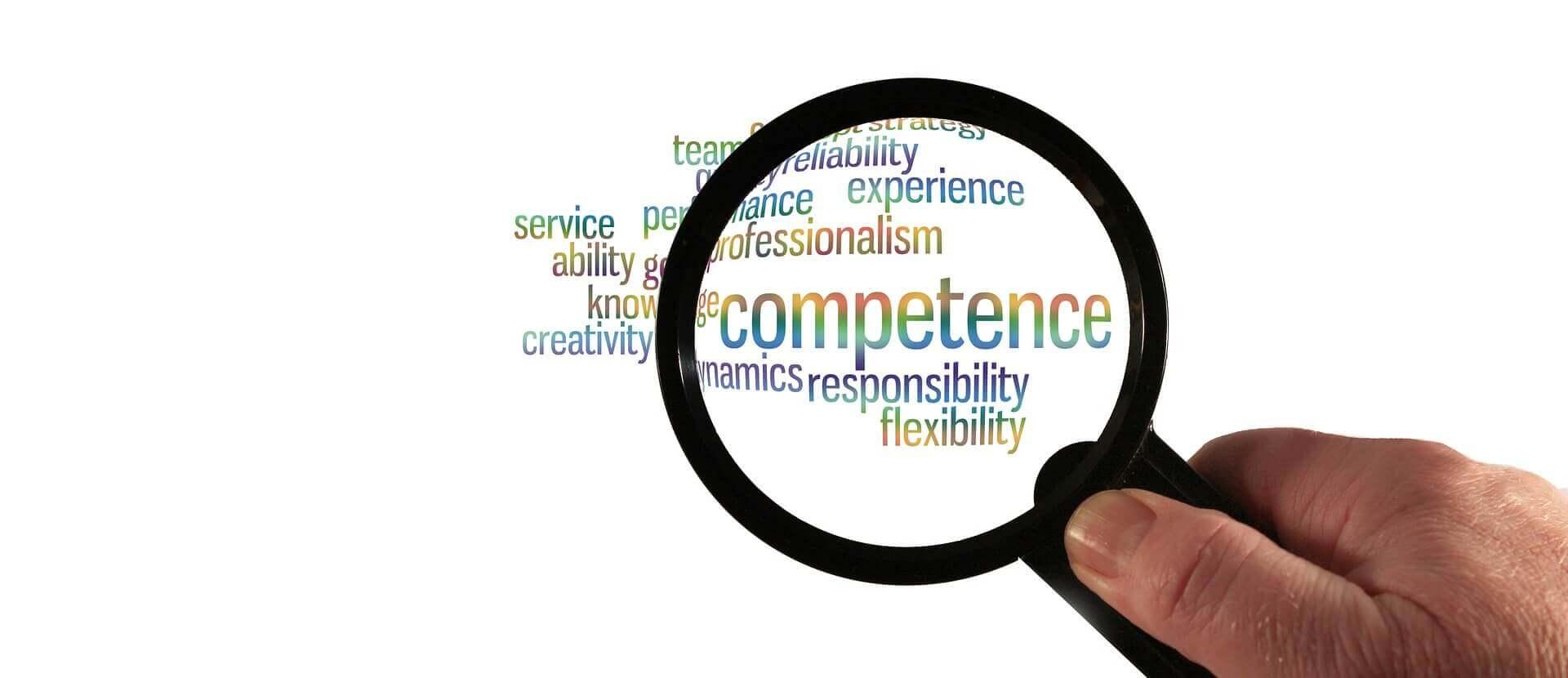 gaps de competências
