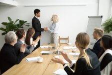 Programa de reconhecimento de funcionários